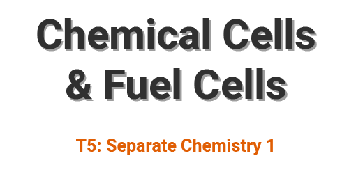 Chemical Cells and Fuel Cells